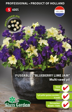 "Fuseables ""Blueberry Lime Jam"" (multi-seed pil)"
