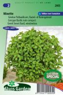 Basilicum (pot) Minette (Ocimum basilicum)
