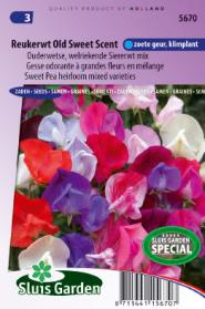 Reukerwt Old Sweet Scent Mix (Lathyrus)